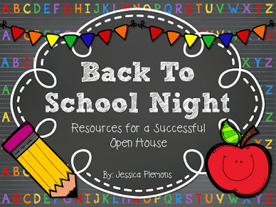 powerpoint templates for back to school night gallery - powerpoint, Modern powerpoint