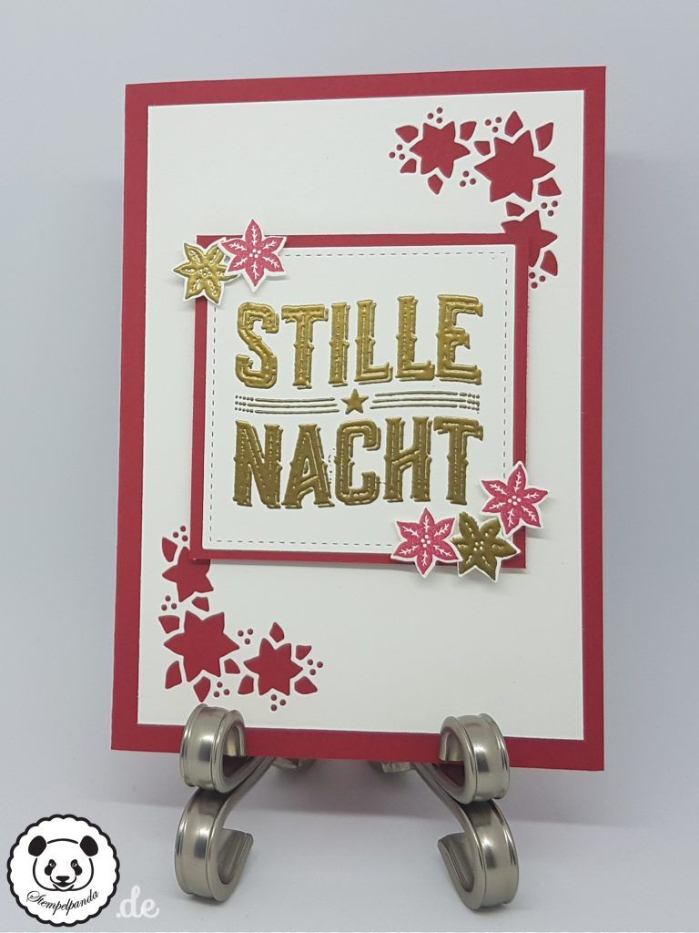 Weihnachten im Juli | Stamps: SU! Carols of Christmas | Pinterest ...
