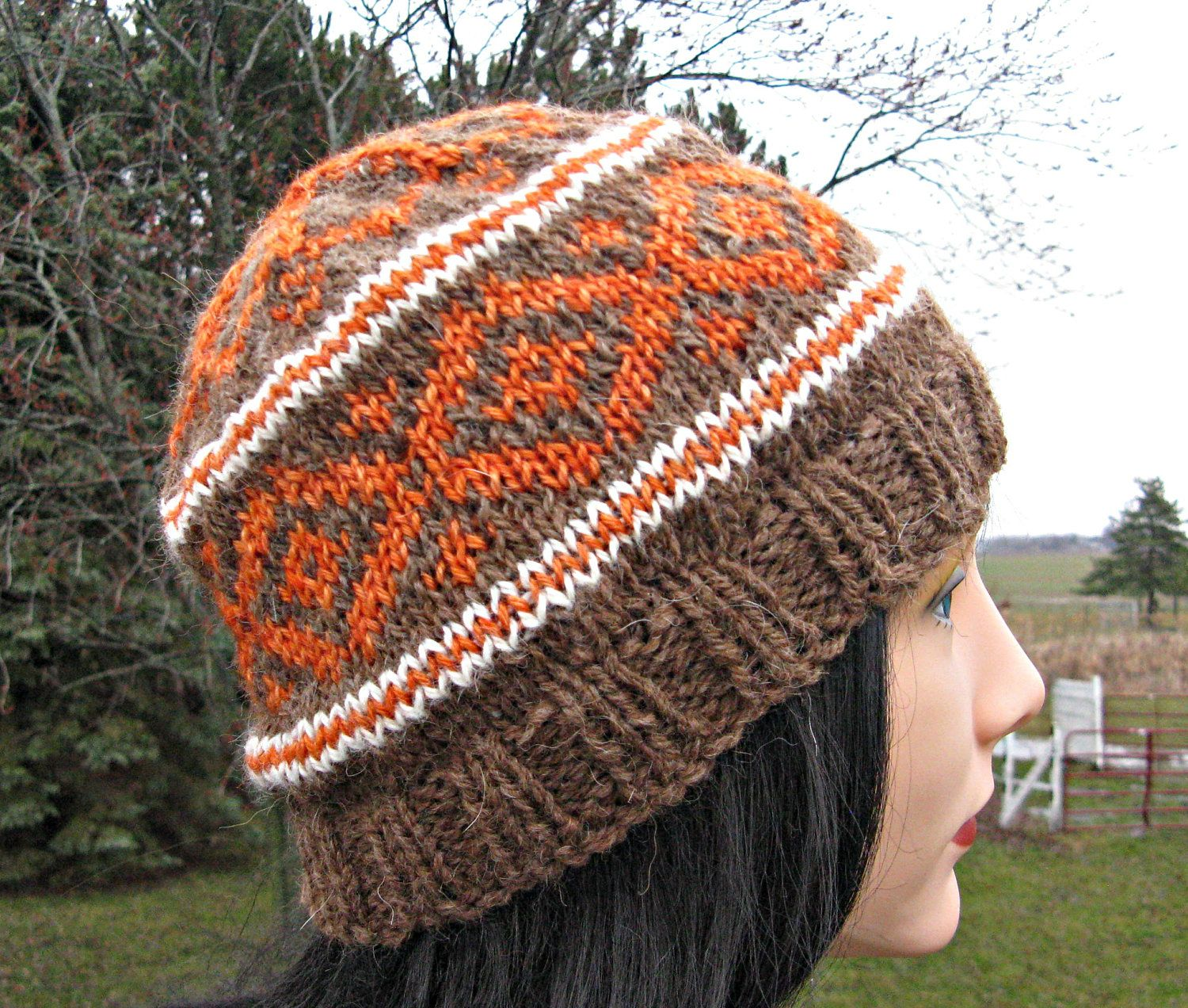 ad920f3082eac Hand Knit Hat