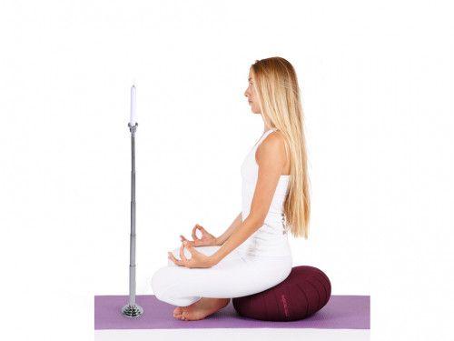 Trataka - Support de méditation télescopique Méditation ...