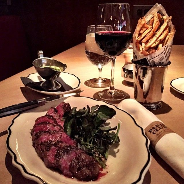 It's #chefweek in #Chicago! Here's @parisclubbistro with a special offering for the week. #food #chicagofood #foodporn #french #instafood #instagood #instalike #dinner #rivernorth #chicagofoodmag