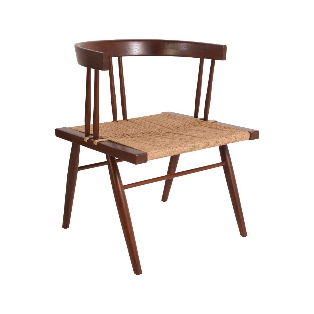 Pair Of Vintage Mid Century Modern Metal And Wood Chairs Metal