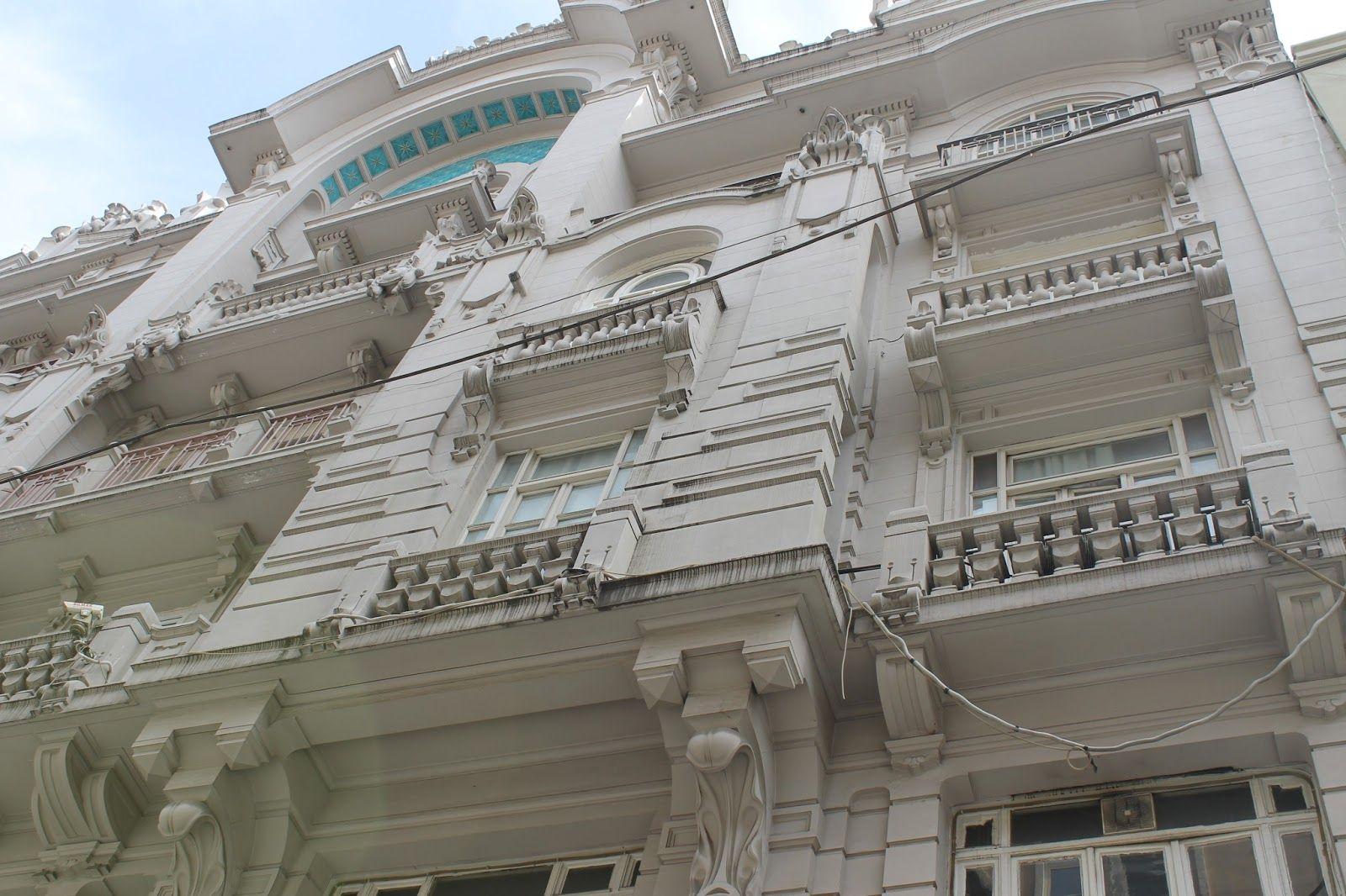 Mısır Apartmanı, İstiklal Caddesi - Beyoğlu İstanbul