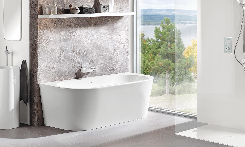 Baignoire Wand Jacuzzi | Espace Aubade | Déco - Salle de bain ...