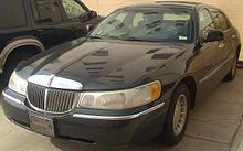 Lincoln Town Car Wikipedia American Canadian Motorized Road