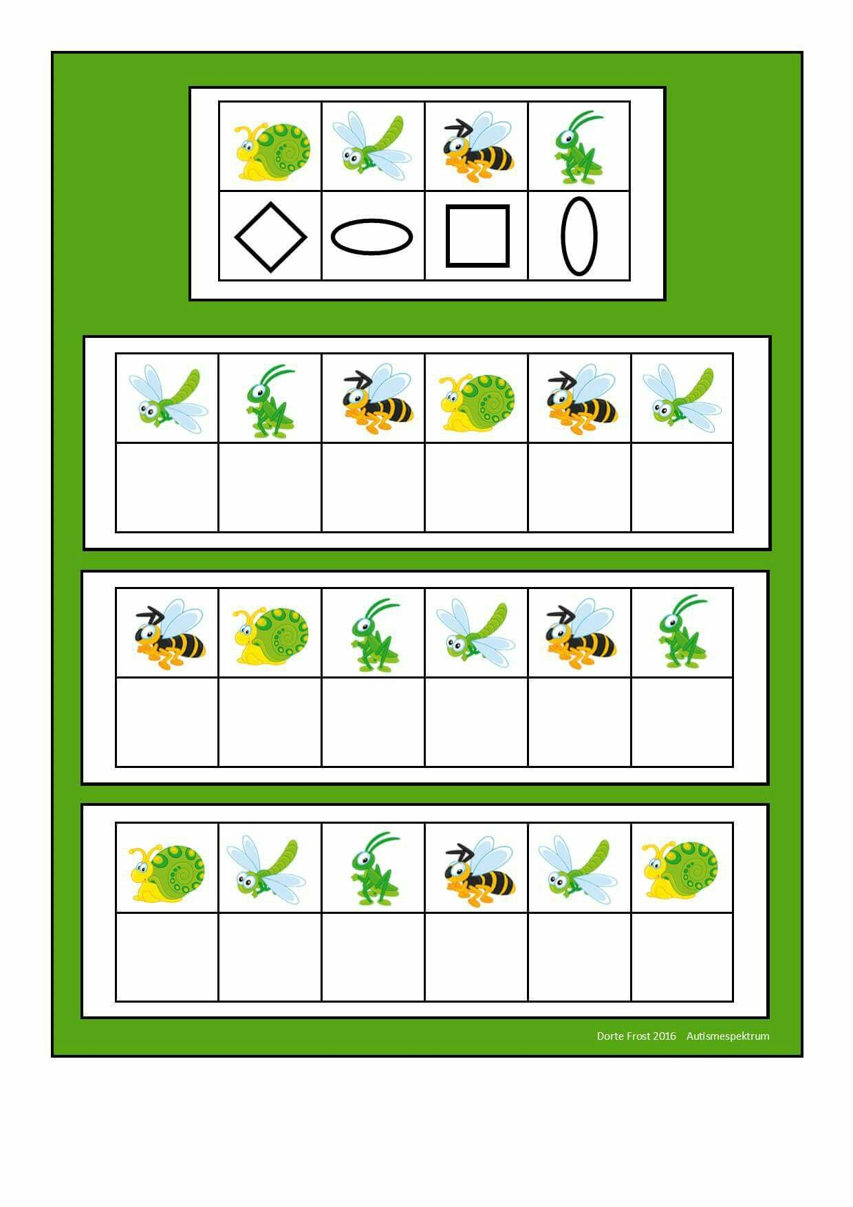 Pin By Migyoung Kim On Logika Visual Perception Activities Preschool Learning Activities Visual Discrimination Worksheets [ 1754 x 1240 Pixel ]