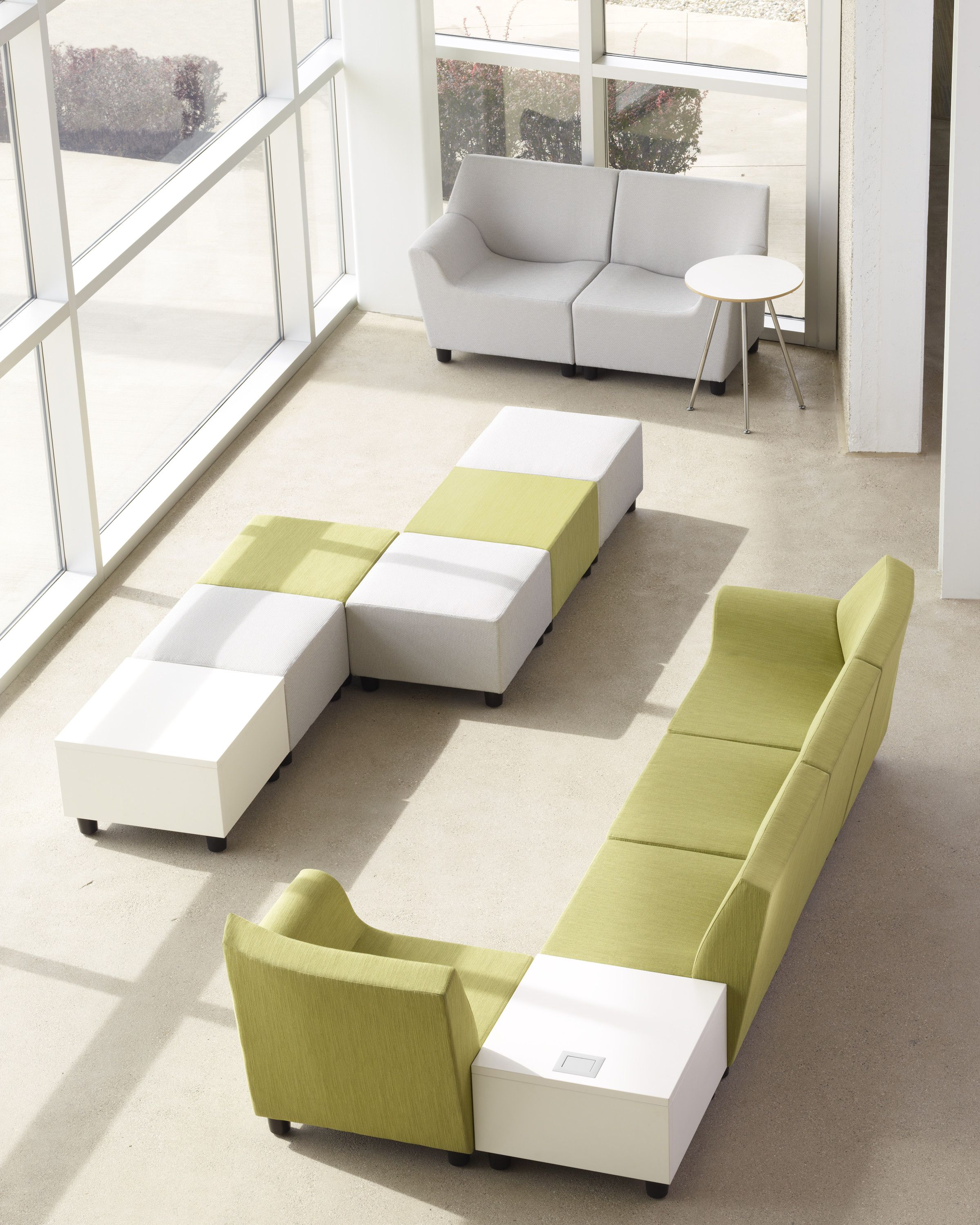 Divan Muebles Swoop Lounge Furniture Collaboration Space Imagina