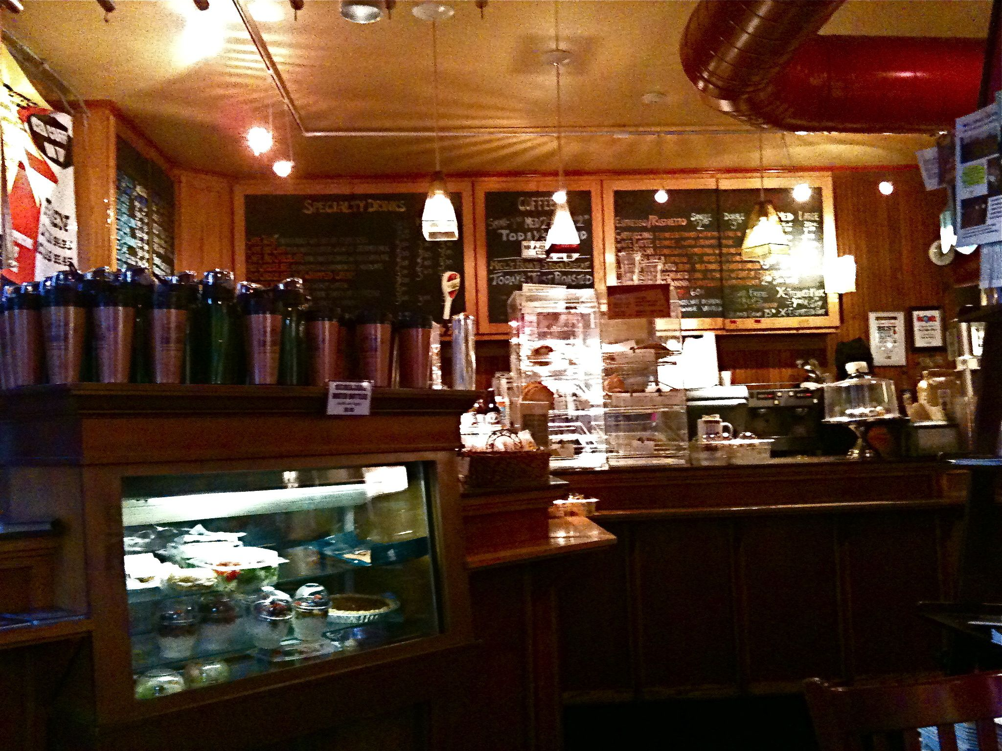 Dim Lighting Dim Lighting Coffee Shop Decor