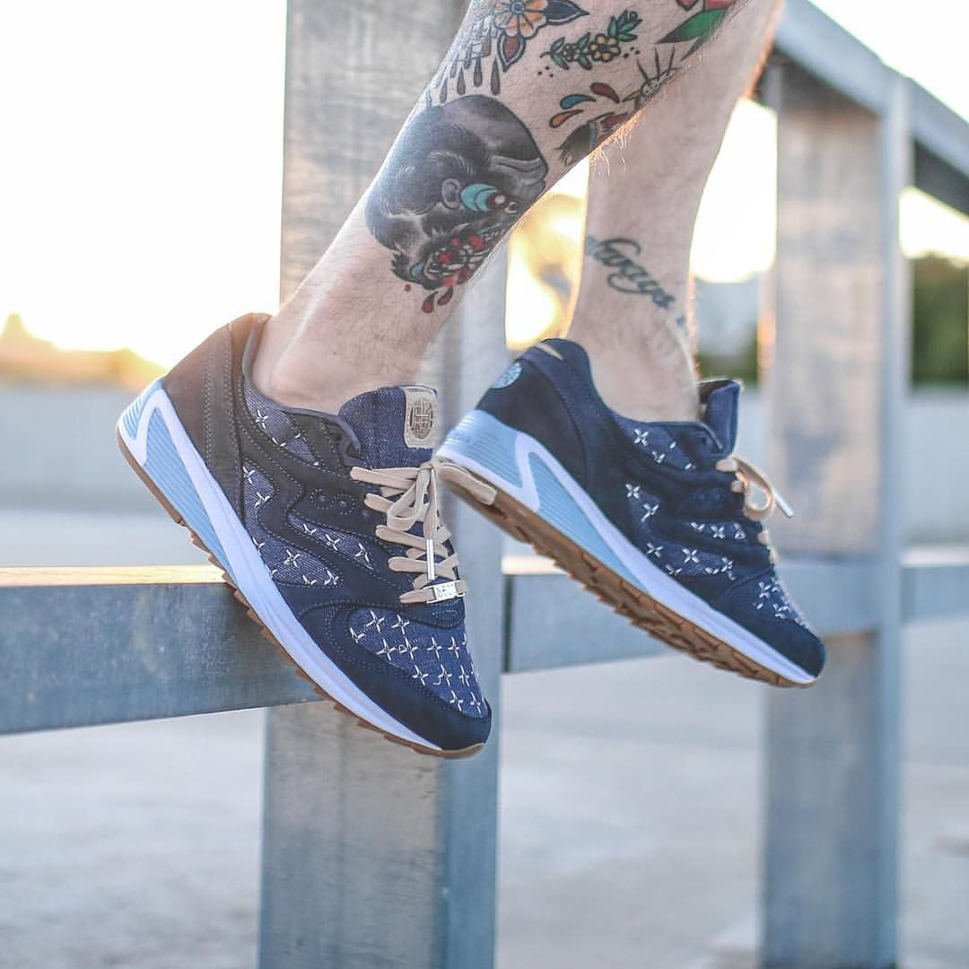 2e4d0fa0 Straight Up There Store x Saucony Grid 8000