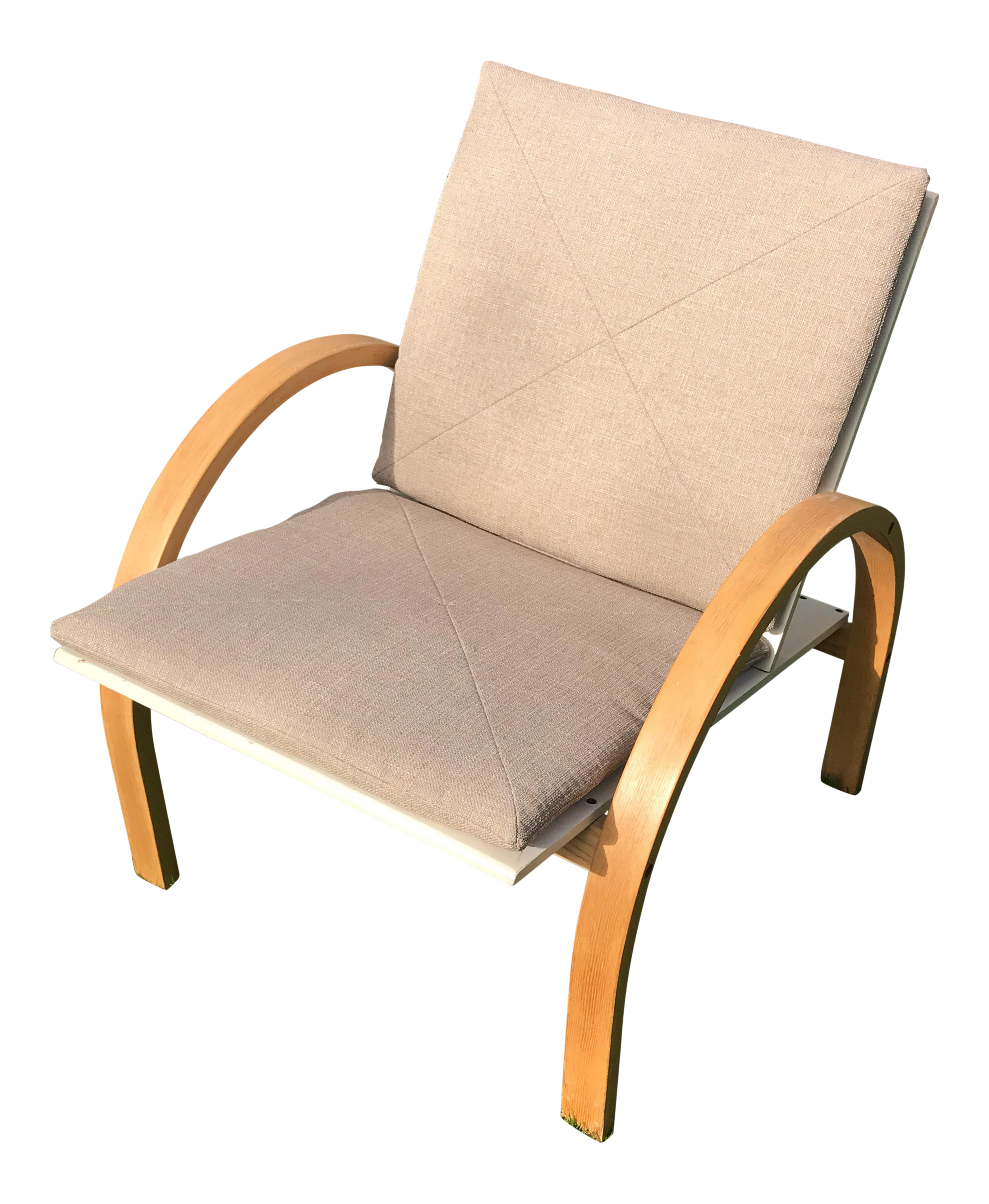Ole Schjøll for Alta Form Arch Lounge Chair Chair, Small