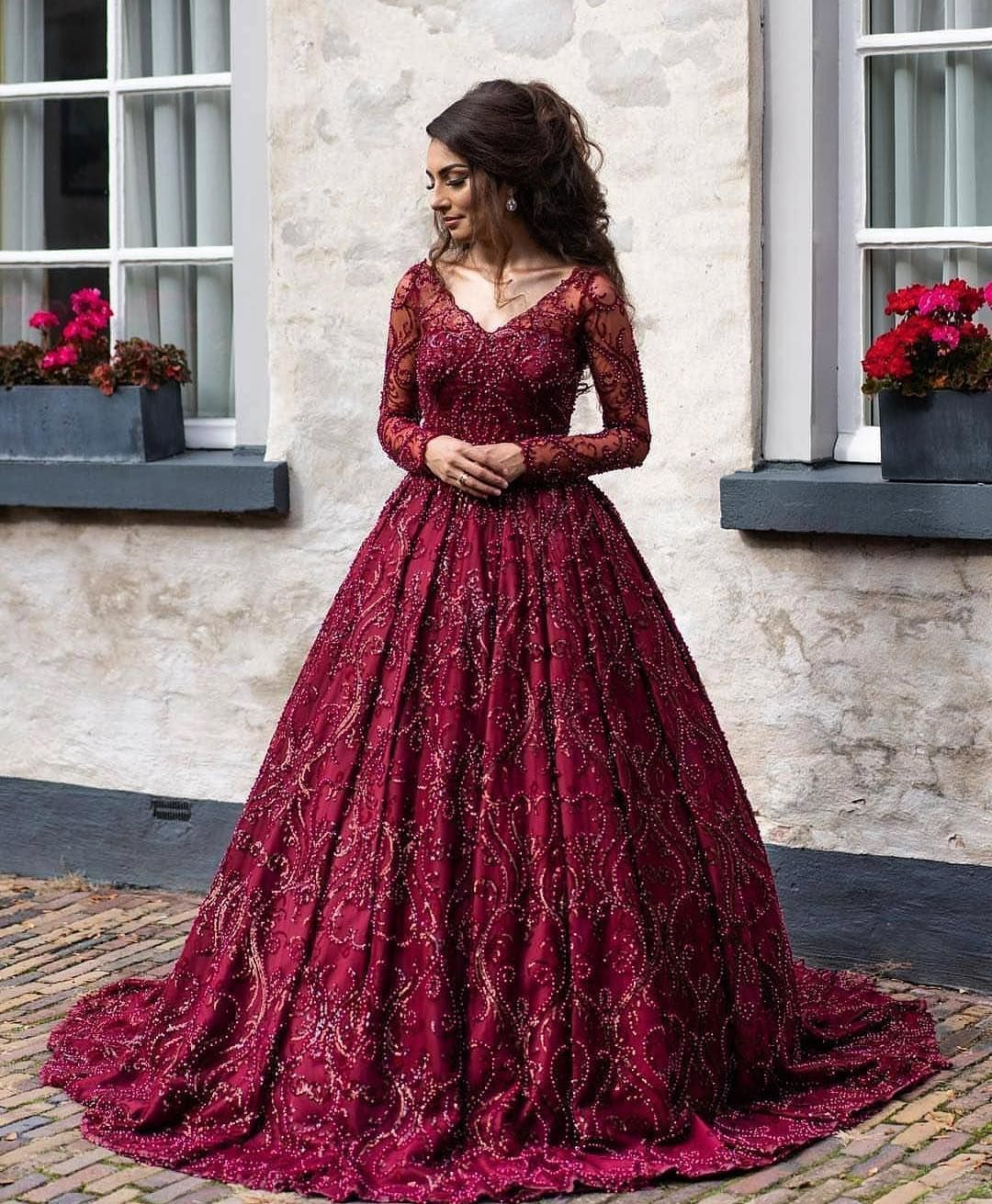 lehnga dress 681450987353949180 | turkish wedding dress, red