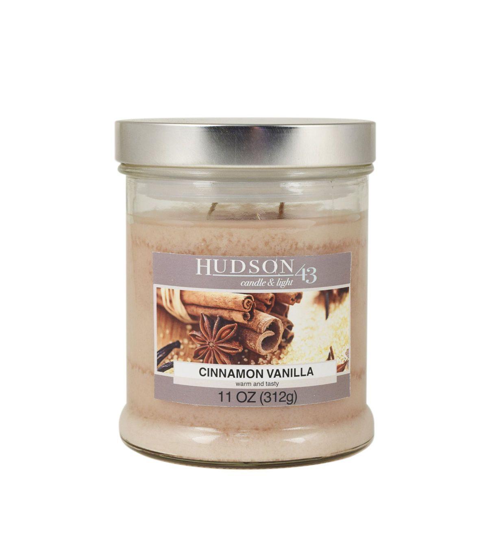 Hudson 43™ 11oz Vanilla Cinnamon Jar