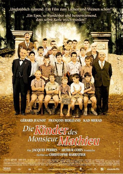 Die Kinder Des Monsieur Mathieu Les Choristes Filme Dvd Dvd Film