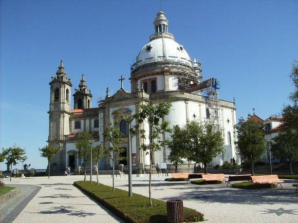 Sameiro Church, Braga, Portugal