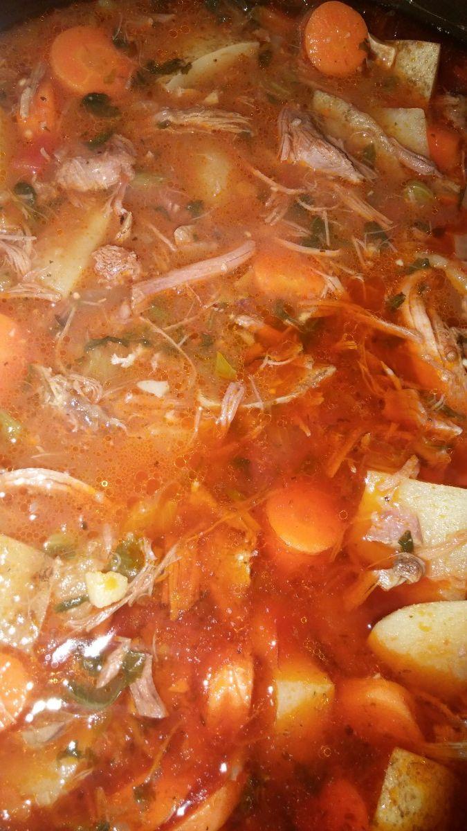 Real Food Venison Stoup Recipe Venison, Easy one pot