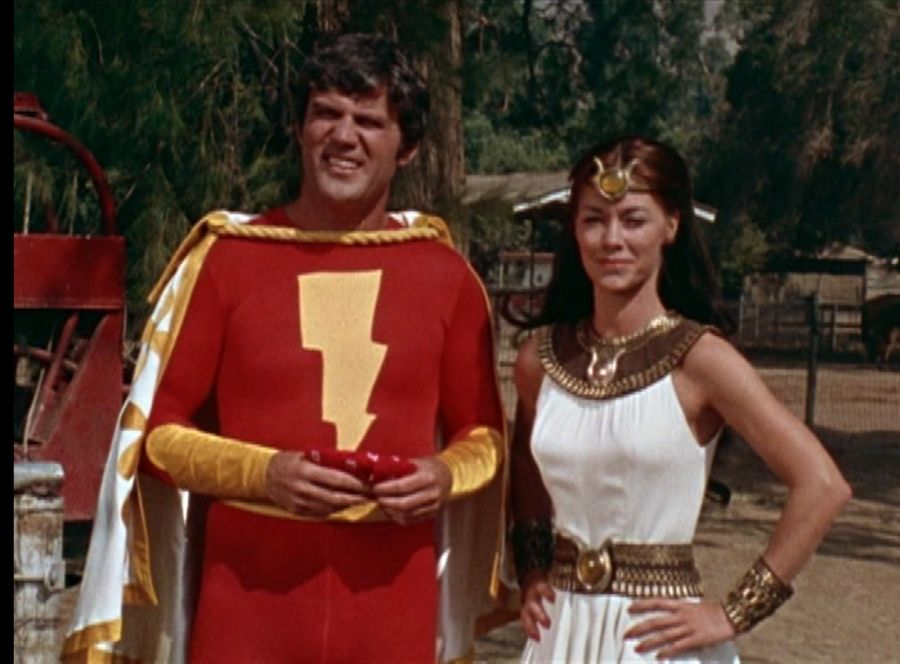 Image result for Shazam! (TV series)