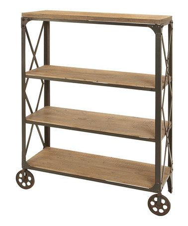 Rolling Shelf by UMA Enterprises on #zulily #ad *love