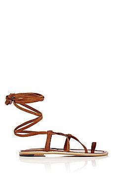 946facb22a18 Manolo Blahnik Primathi Gladiator Sandals
