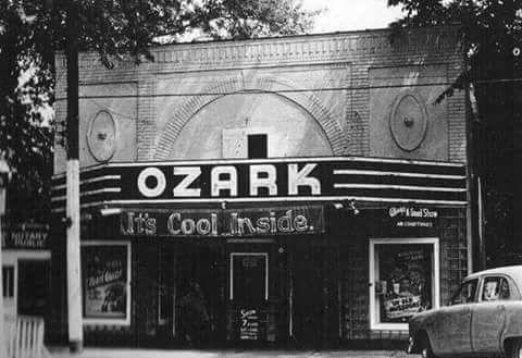 Movies Joplin Mo >> Noel Mo Movie Theater Years Before It Burned Down Misc Stuff I