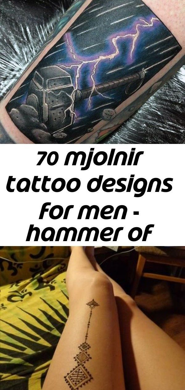 70 mjolnir tattoo designs for men – hammer of thor ideas 70 mjolnir tattoo designs for men – hammer of thor ideas Cynthia Clark cclark3955 Tattoos 70 …