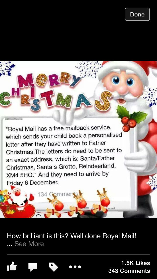 Father christmas letters from royal mail christmas pinterest father christmas letters from royal mail spiritdancerdesigns Gallery