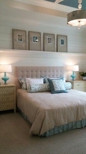 Faux Ship Lap Walls In Bedroom Master Bedroom Makeover