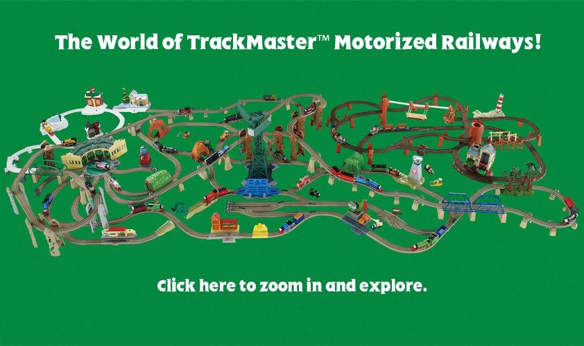 Trackmaster 2011 Checklist Review Trackmaster Layouts Thomas