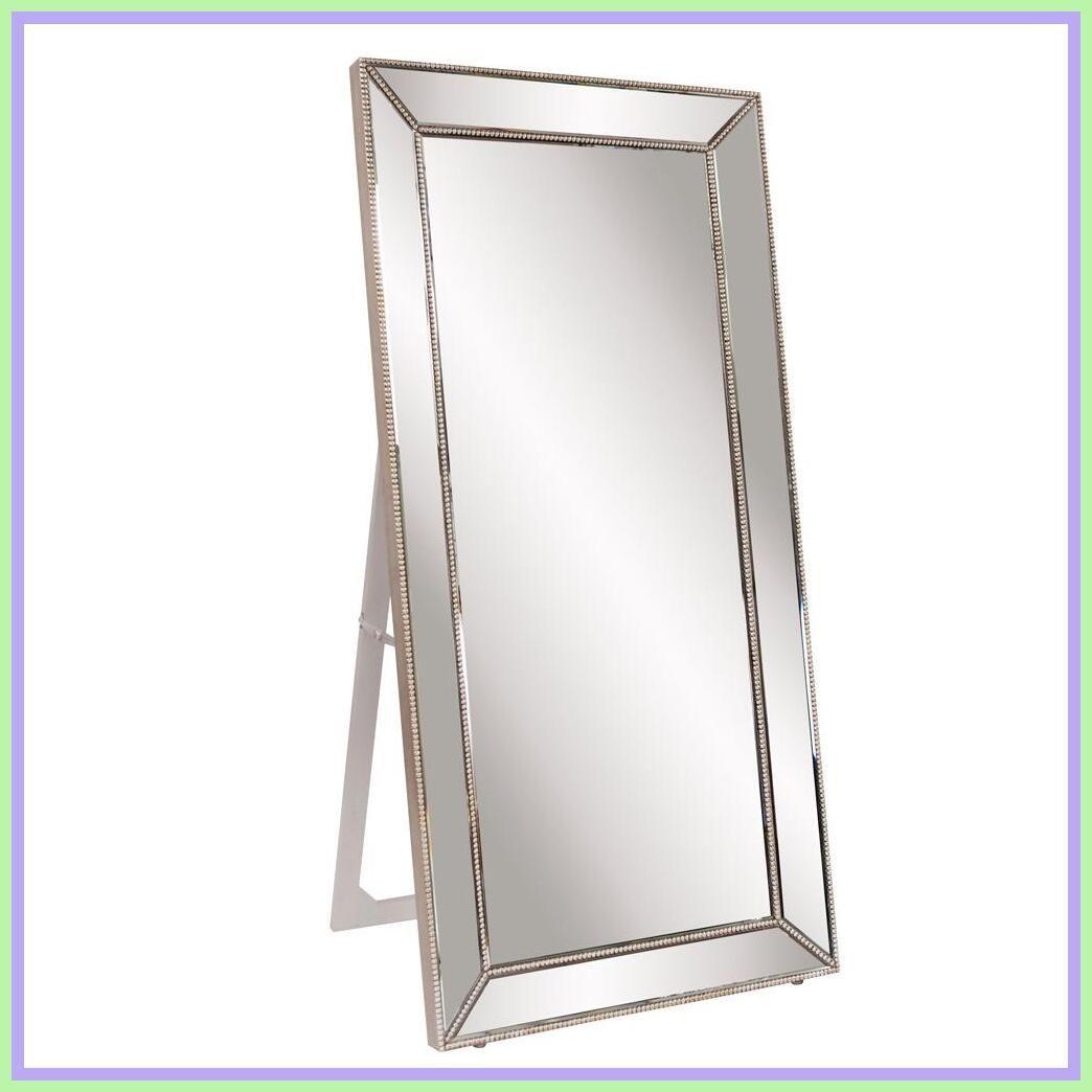 99 Reference Of Floor Mirror Metal Stand In 2020 Floor Mirror Mirror Modern Kitchen Design
