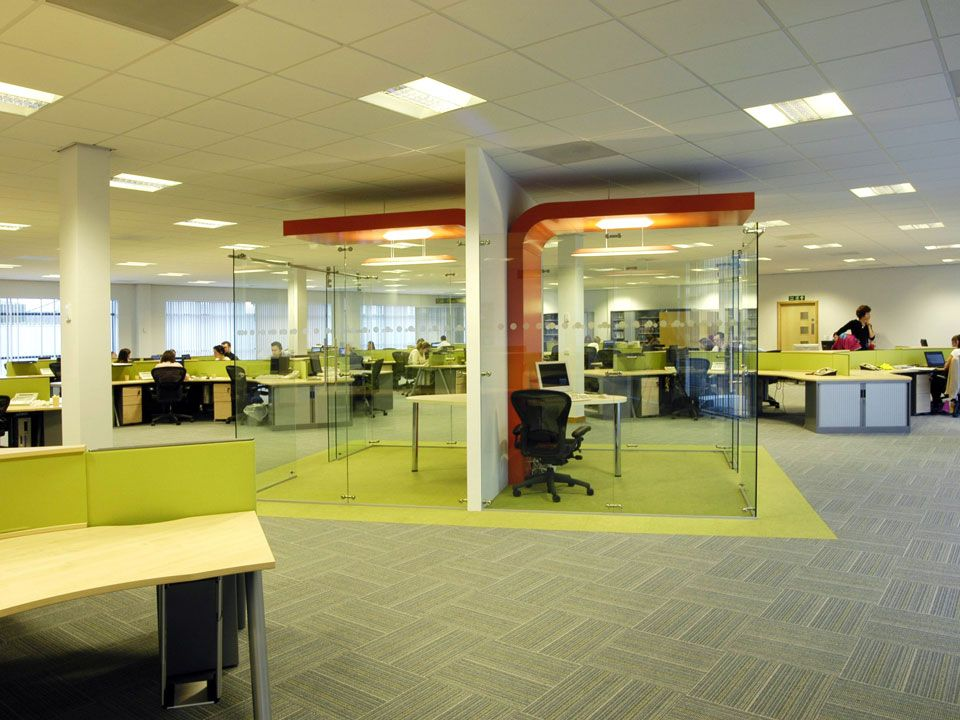 Office Cubicle Walls and Partitions Free Standing Walls and
