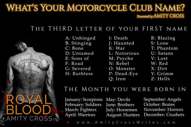 Motorcycle gang name generator