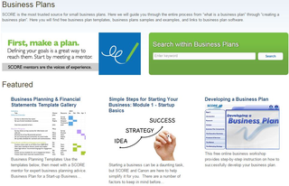 Score Business Plan  Biofarm    Business Planning