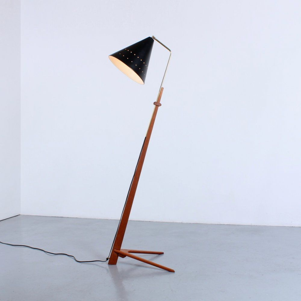 For Sale Floor Lamp By Nigel Walters For Hagoort Lighting 1950s Lamp Floor Lamp Lighting Floor Lamp