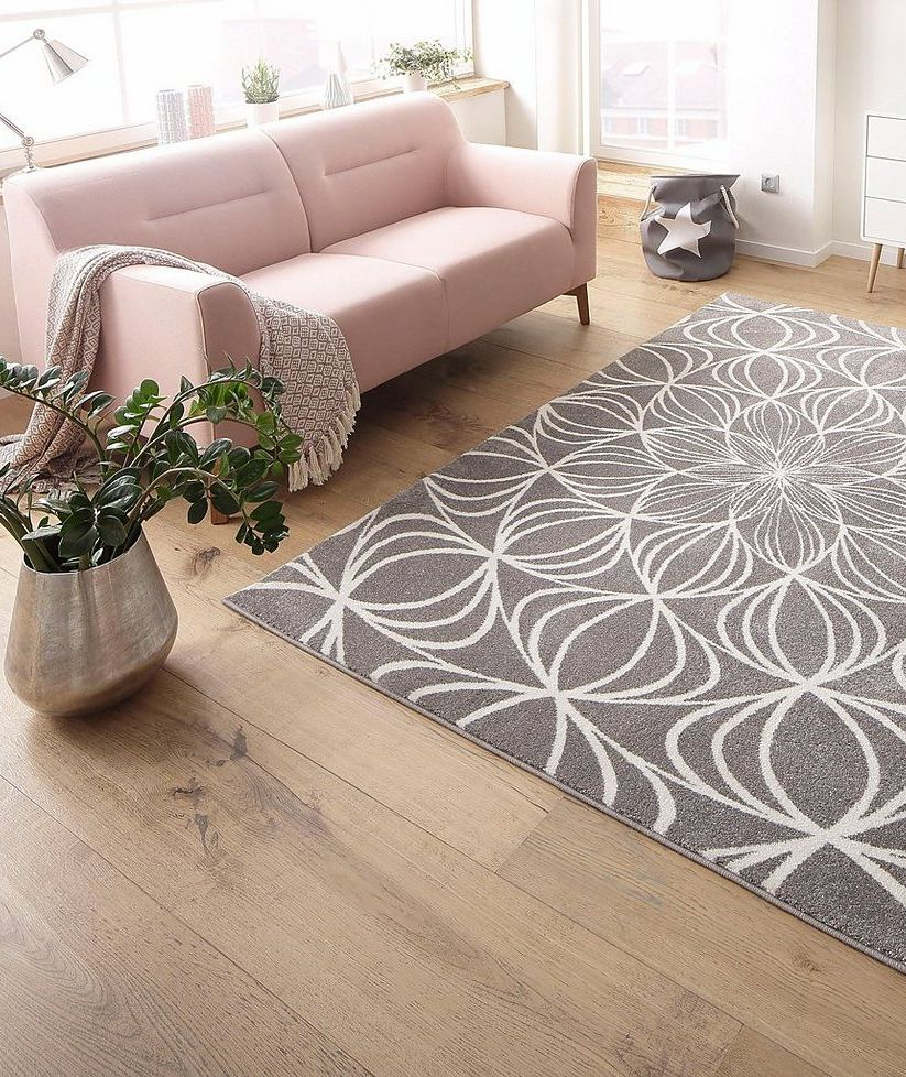 Teppich Carina My Home Rechteckig Hohe 12 Mm Deko