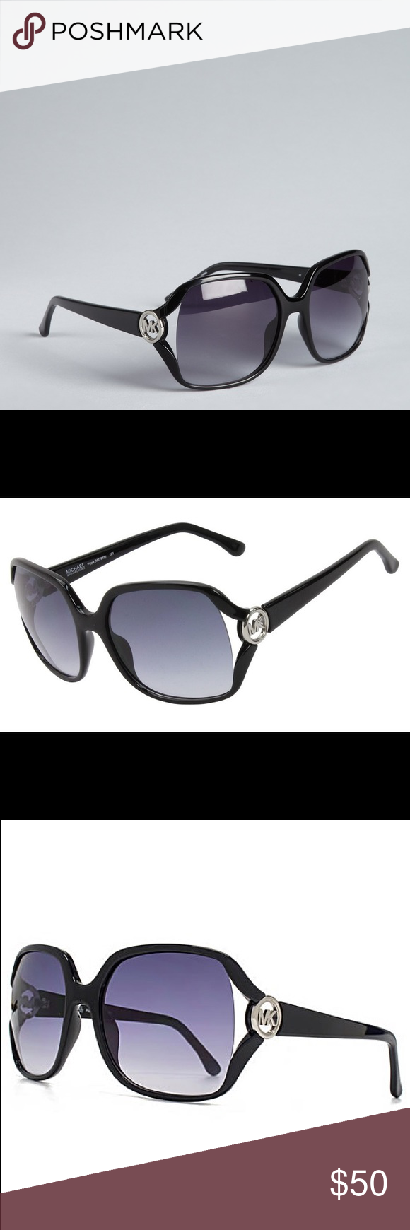 095c6f989661e Michael Kors Pippa Sunglasses Cute oversized square sunglasses by Michael  Kors in  Pippa  style