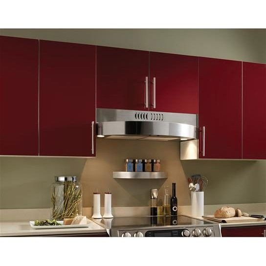 Broan B3030ss 30 Under Cabinet Range Hood Modern Kitchen Photos Stainless Range Hood Range Hood