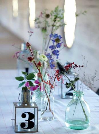 Blumen selber auf dem Feld gepflügt - da kommen Kindheitserinnerungen hoch! #Blumen #Dekoration #Kindheit