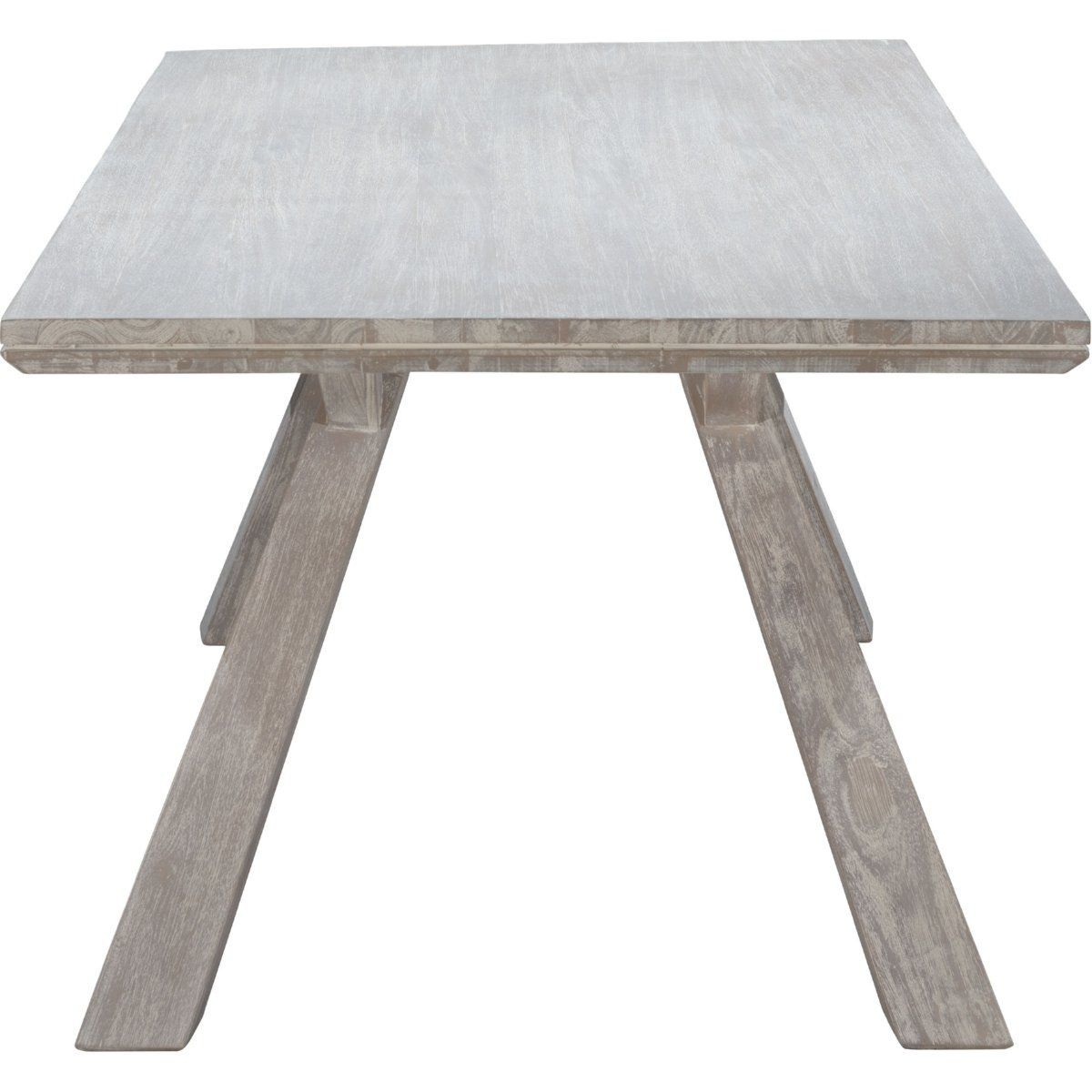 ZUO Modern Beaumont Rectangular Dining Table 100742 Tables