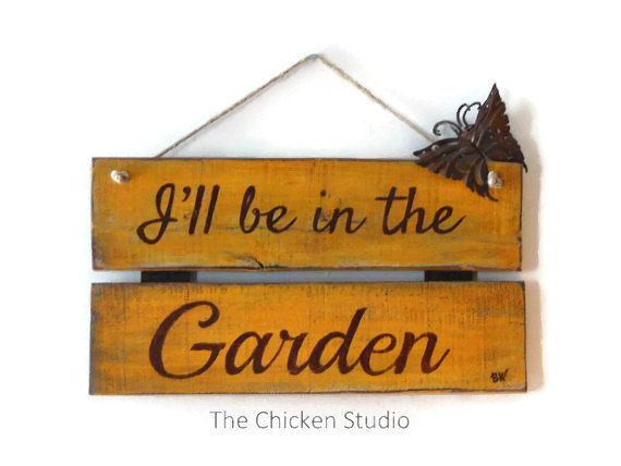 I'll be in the Garden Mother's day Gift Garden by TheChickenStudio