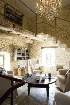 Attractive House In Provence #home #house #design #interior #ideas #homedesign #