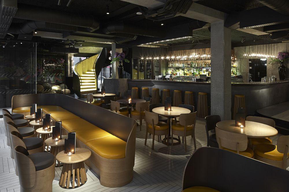 Chotto matte restaurant by andy martin architects loft