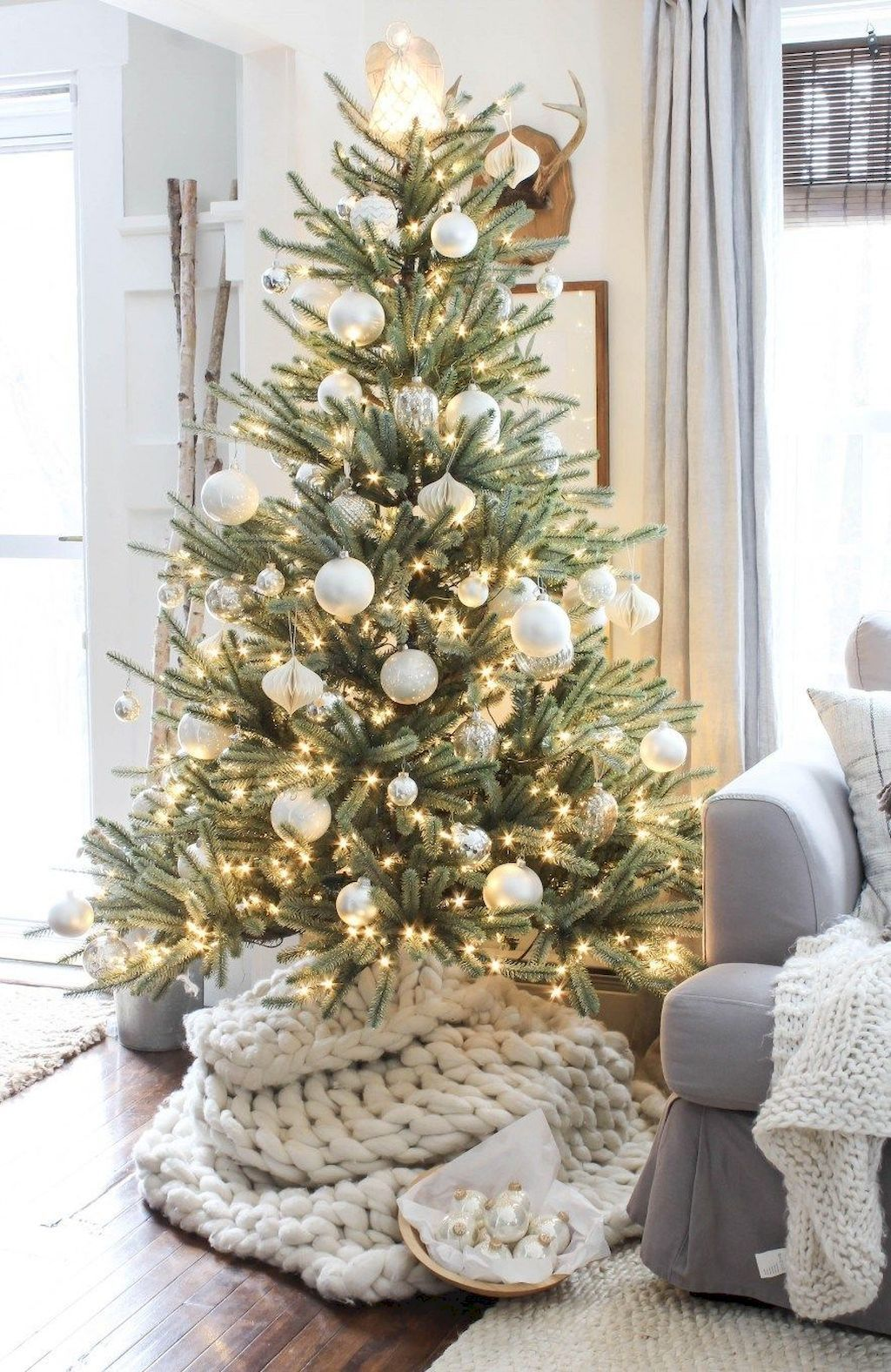Decorazioni Natalizie Low Cost the completely different forms of christmas bushes and find