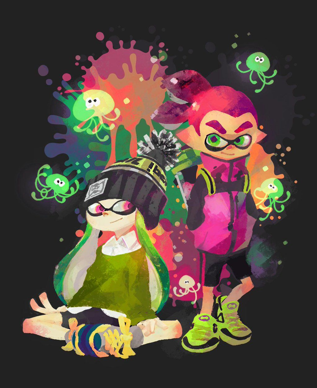 Media Tweets By Splatoonスプラトゥーン At Splatoonjp Twitter