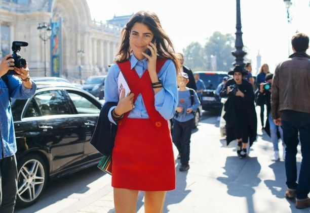 50  Paris Fashion Week Street Style Snaps To Obsess Over