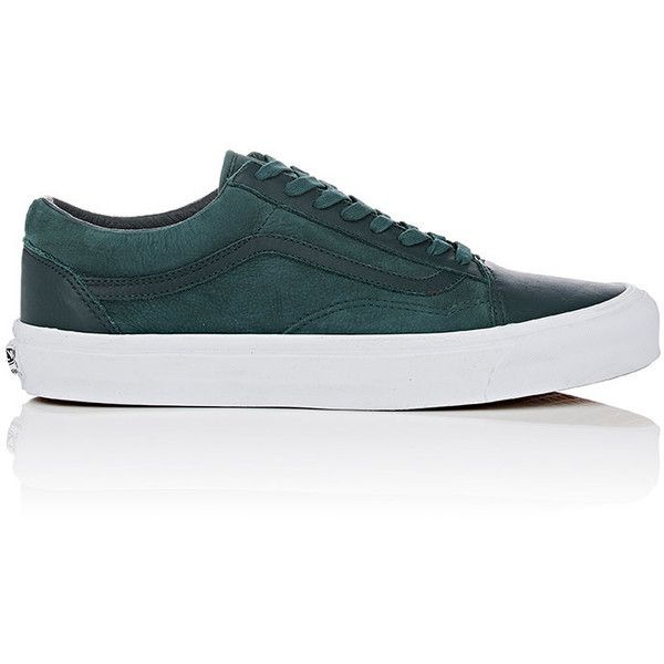a58b769cb0 Search  DESIGNERHEAT for the same looks and follow  saucestalker   Men s  BNY Sole Series  OG Old Skool Nubuck   Leather  SNEAKERS by  vans ( 140)  via   ...