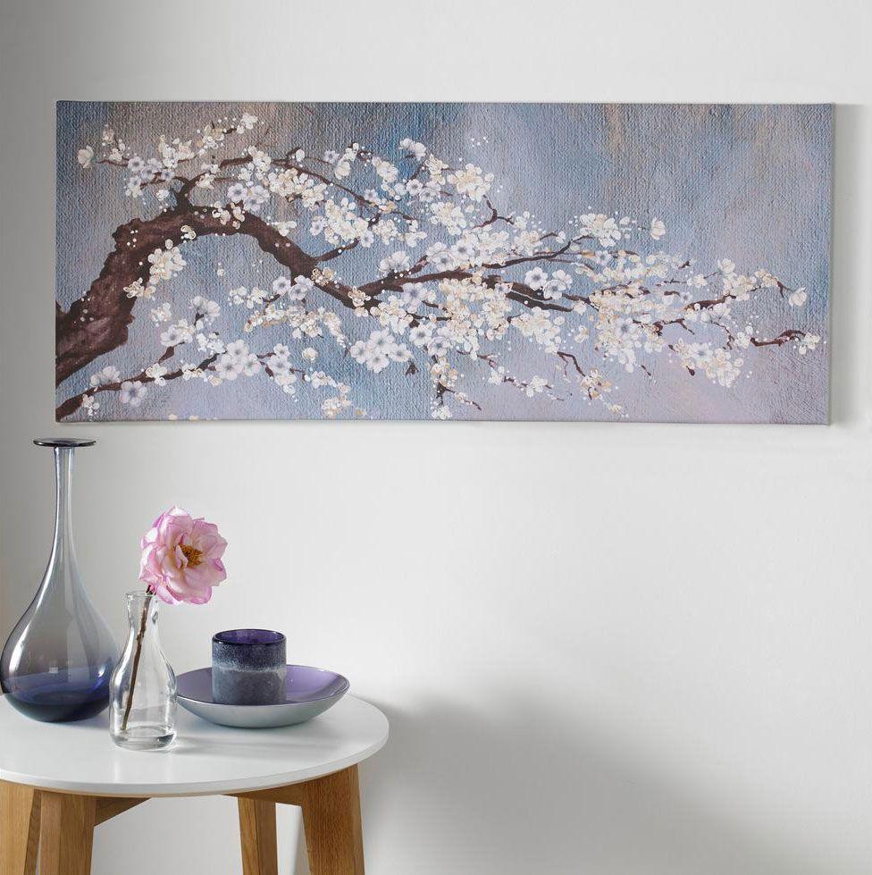 Innenfarben für haus leinwandbild orchidee  wood paintings art lessons and paintings