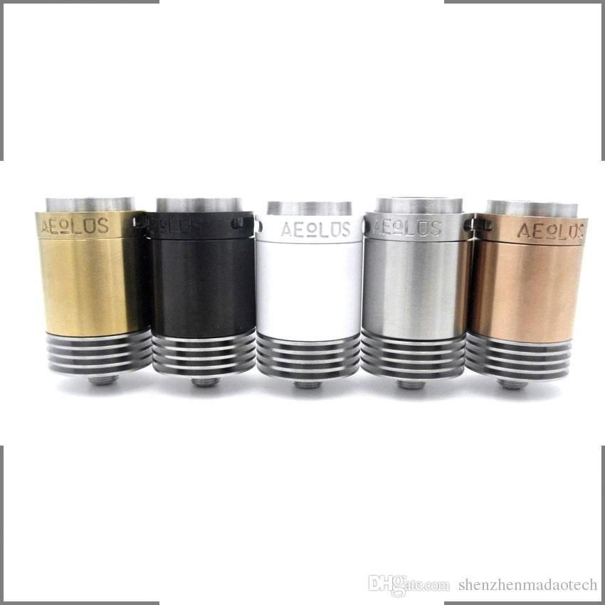 Atomizers AEOLUS RDA Rebuildable Dripping Atomizer 510 Clone With ...
