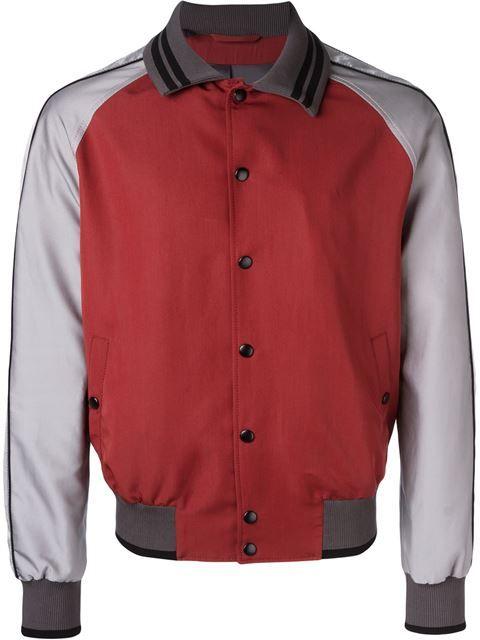 5e868977d LANVIN Baseball Bomber Jacket. #lanvin #cloth #jacket | Lanvin Men ...