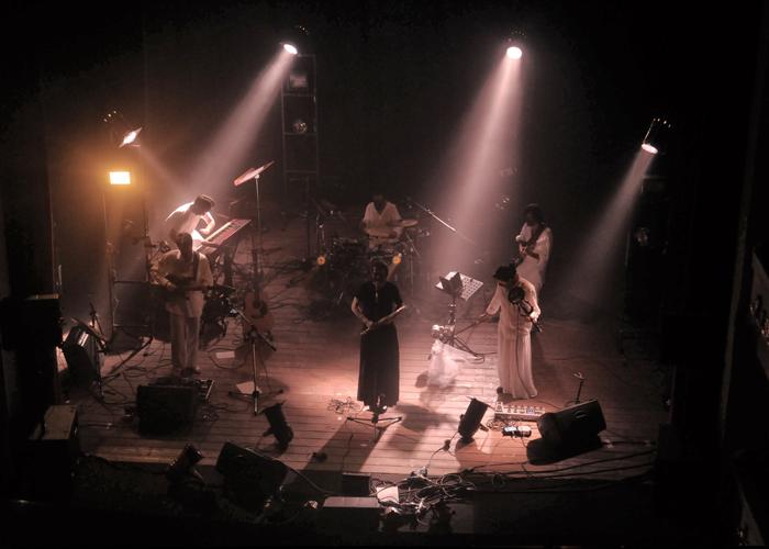 """Teatro di Città, Sassari (2010) - Presentazione di """"Perigolosi""""  #alessandrocarta #andreafanciulli #peppinoanfossi #simonesassu #alessandrozolo #carlosezzi"""