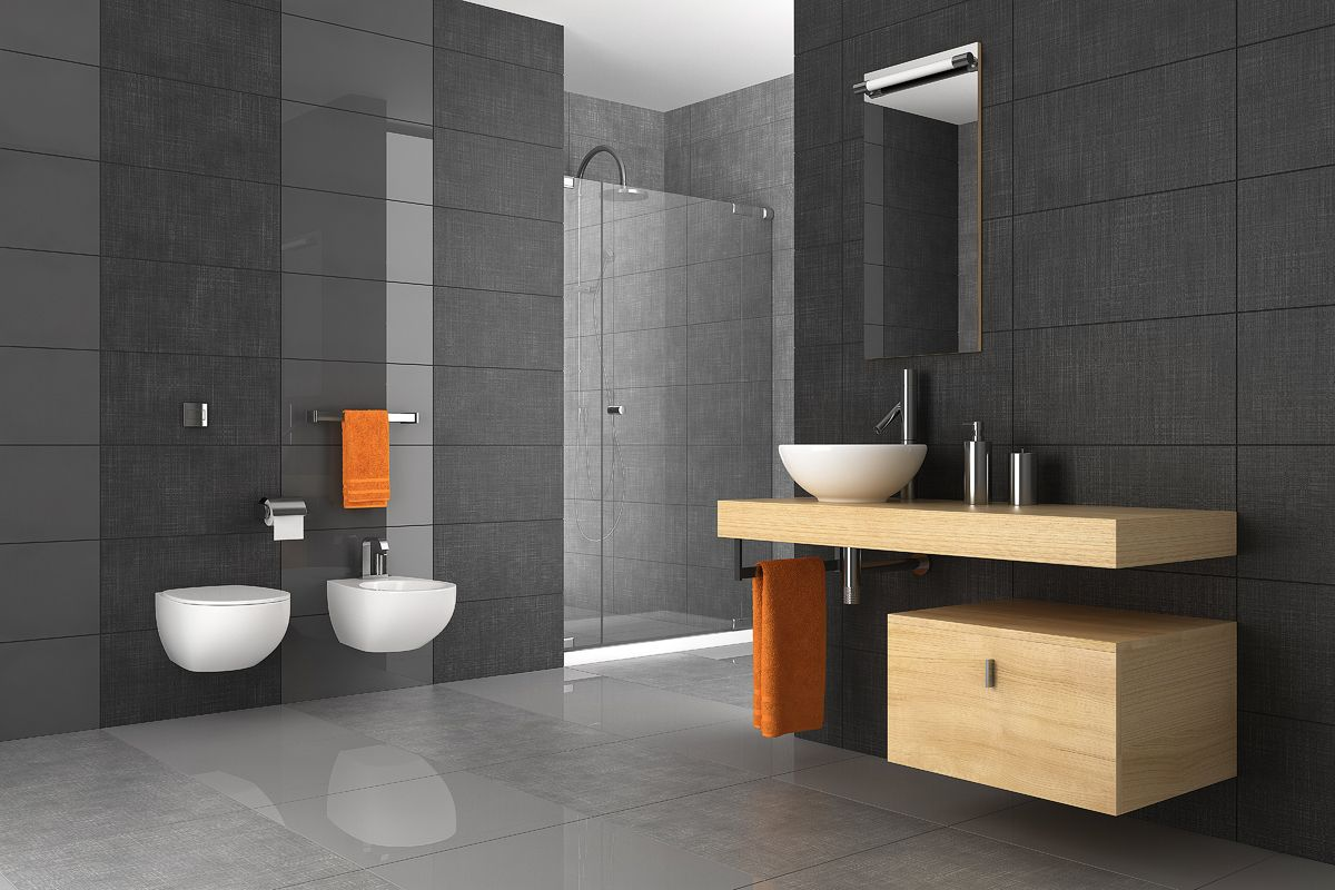 Bathroom Tile Ideas Grey bathroom tile ideas grey about on tiles and decorating