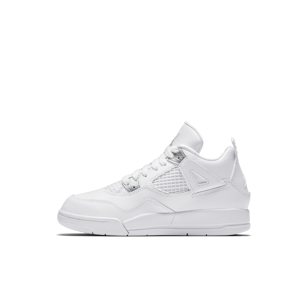 7e1367e9f55a53 Air Jordan 4 Retro Little Kids  Shoe